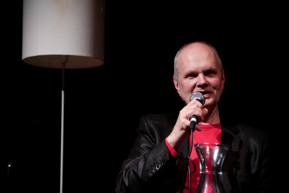 Intervjuu laval: Sven Grünberg