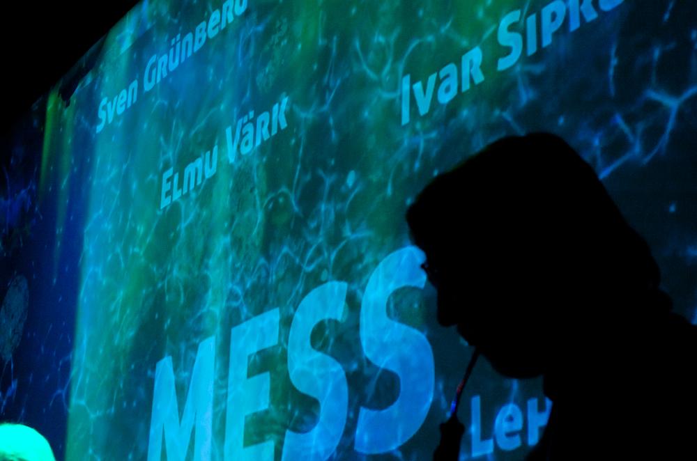 MESS: Leho Lätte, Sven Grünberg, Ivar Sipra, Mati Timmermann ja Elmo Värk