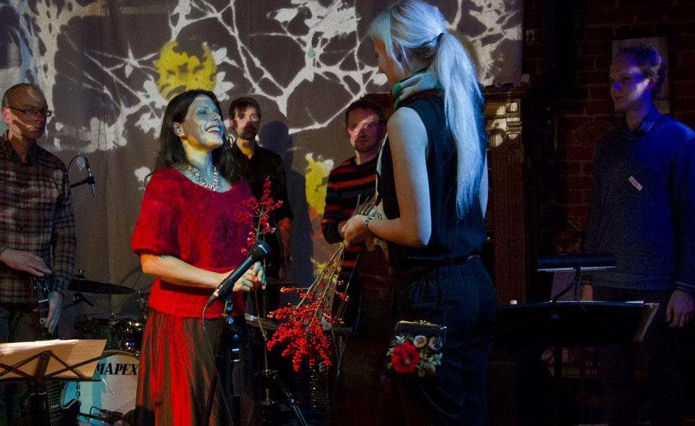 IDeeJazzi avalöögi andsid Ivo Lille Group ja Helin-Mari Arder Band